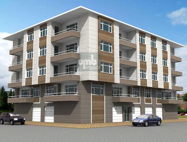 Akşehir Apartman