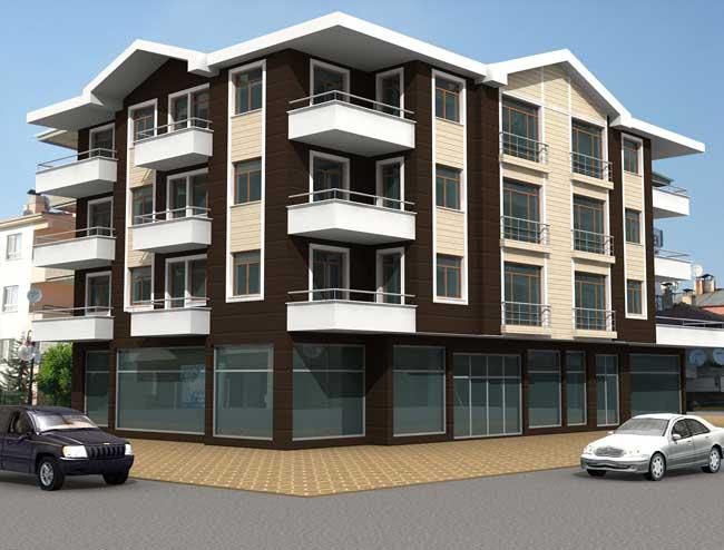 Gölbaşı Apartman 2